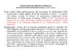 i requisiti di ordine generale divieto di intestazione fiduciaria art 38 1 lett d