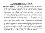 i requisiti di ordine generale divieto di intestazione fiduciaria art 38 1 lett d1