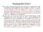 i requisiti di ordine generale false dichiarazioni art 38 1 lett h