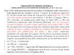 i requisiti di ordine generale omessa denuncia concussione ed estorsione art 38 1 lett m ter