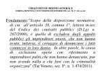 i requisiti di ordine generale omessa denuncia concussione ed estorsione art 38 1 lett m ter2