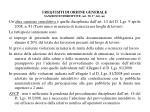 i requisiti di ordine generale sanzioni interdittive art 38 1 lett m3