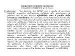 i requisiti di ordine generale violazioni contributive art 38 1 lett i1