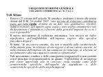 i requisiti di ordine generale violazioni contributive art 38 1 lett i10