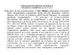 i requisiti di ordine generale violazioni contributive art 38 1 lett i13