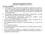 i requisiti di ordine generale violazioni contributive art 38 1 lett i3