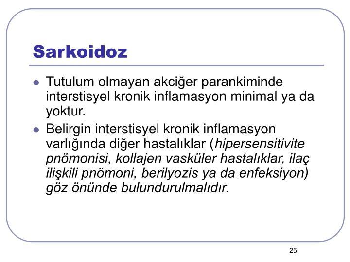 Sarkoidoz