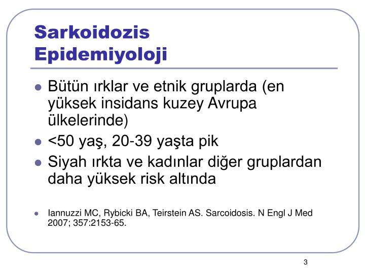 Sarkoidozis