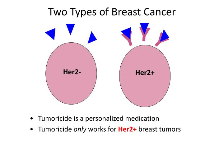 Two Types of Breast Cancer