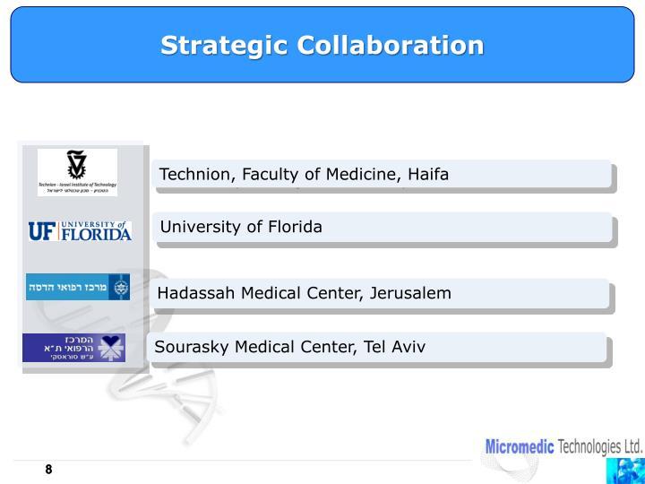 Strategic Collaboration