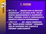 7 syntiin1