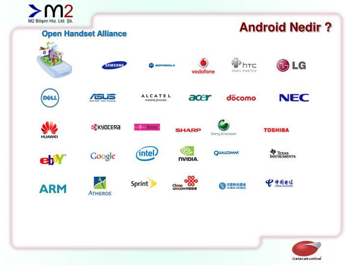 Android Nedir ?