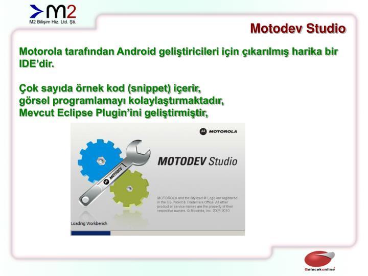 Motodev