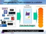 interoperability from a problem to a solution