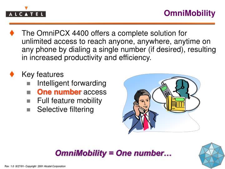 OmniMobility