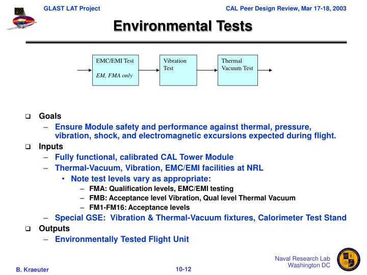 EMC/EMI Test