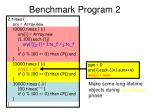 benchmark program 2