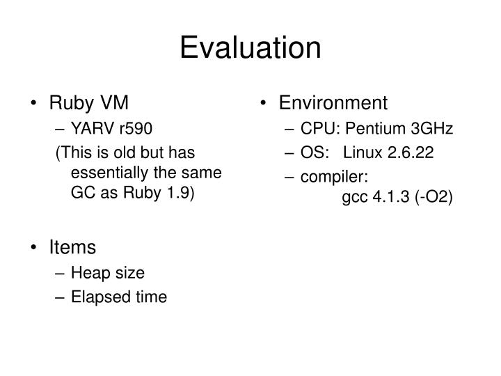 Ruby VM