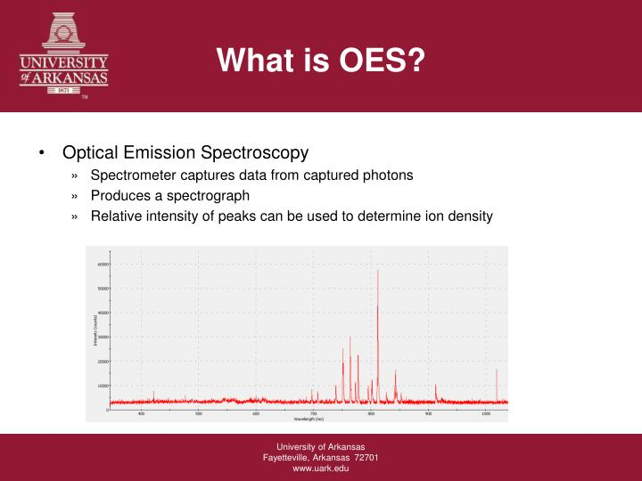 What is OES?