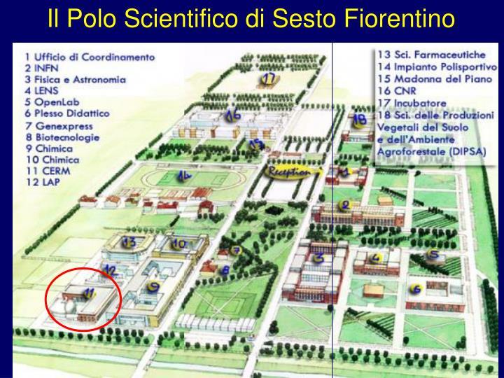 Il Polo Scientifico di Sesto Fiorentino