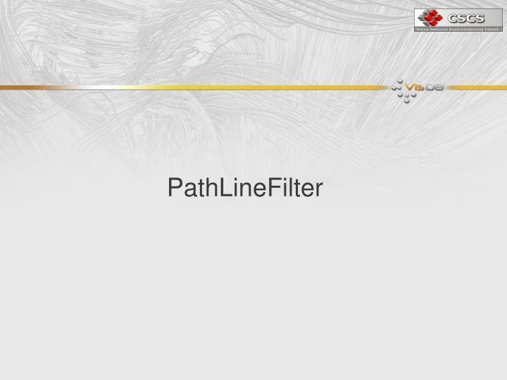 PathLineFilter