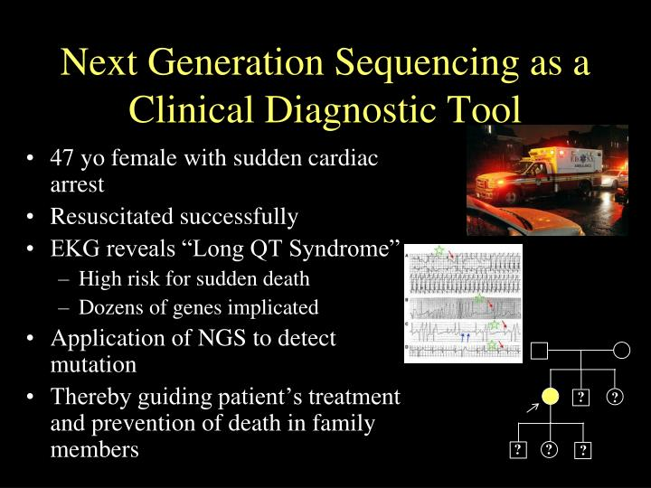 Next Generation Sequencing as a Clinical Diagnostic Tool