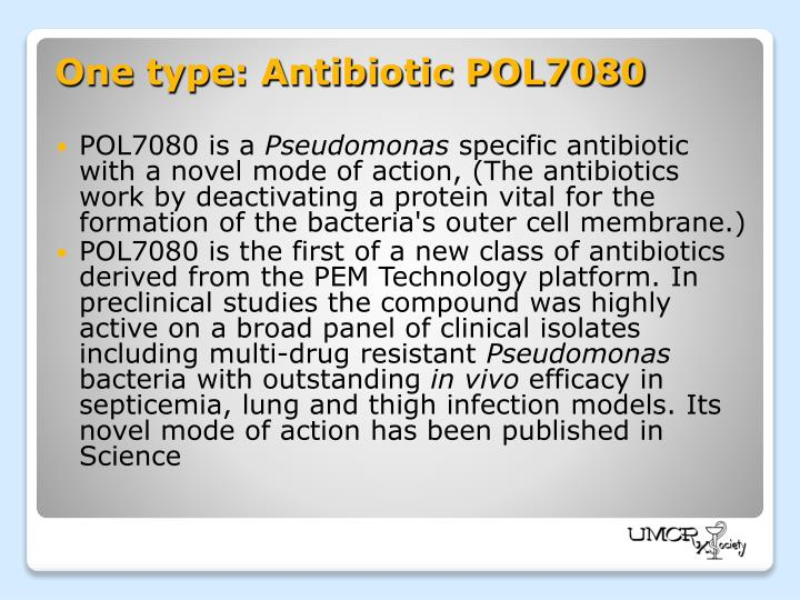 POL7080 is a