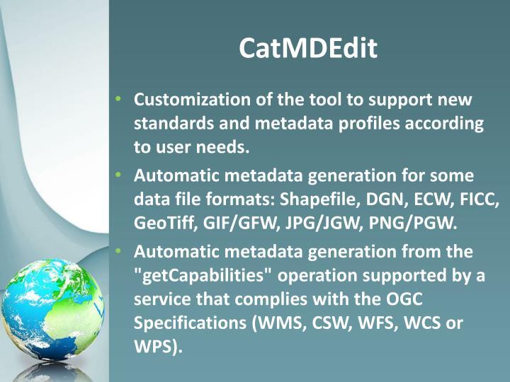 CatMDEdit