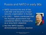 russia and nato in early 90s1