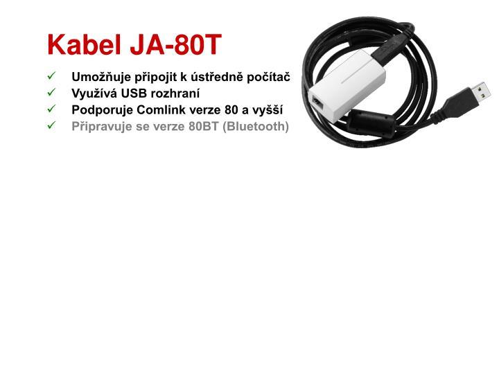 Kabel JA-80T