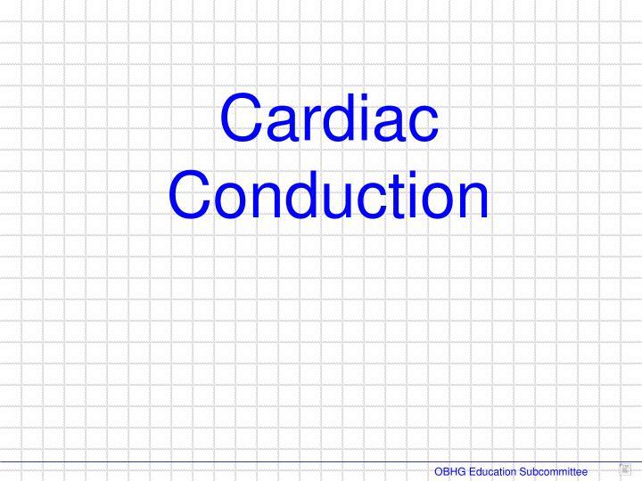 Cardiac