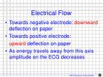 electrical flow