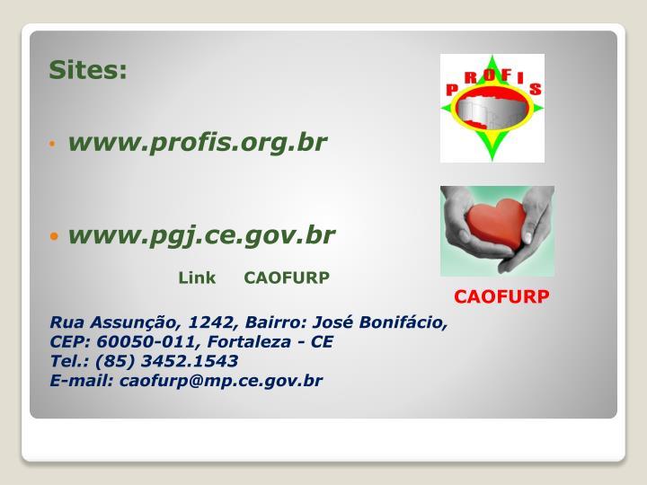 Sites: