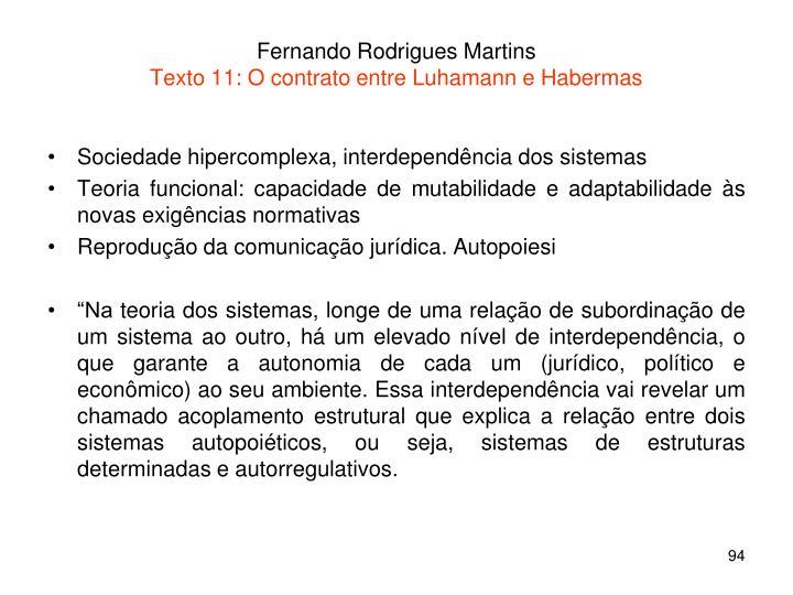 Fernando Rodrigues Martins