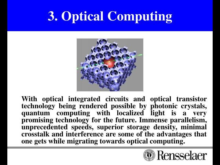 3. Optical Computing
