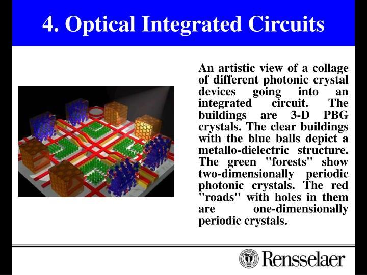 4. Optical Integrated Circuits