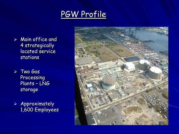 PGW Profile