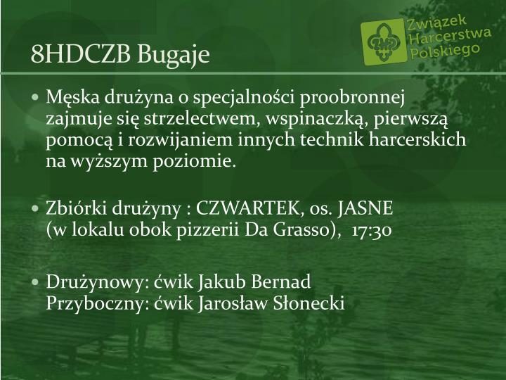 8HDCZB Bugaje