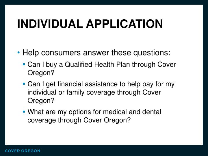 Help consumers answer these questions: