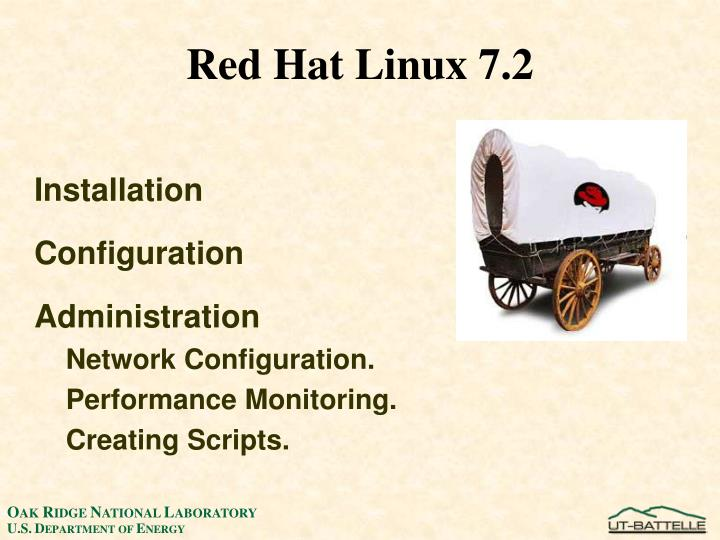 Red Hat Linux 7.2