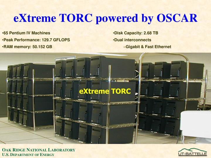 eXtreme TORC
