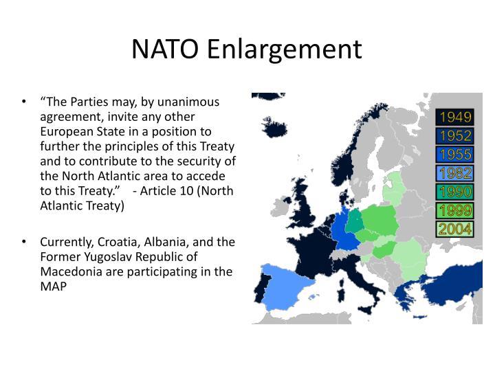NATO Enlargement