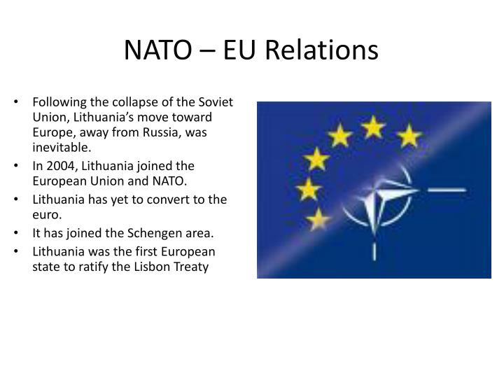 NATO – EU Relations