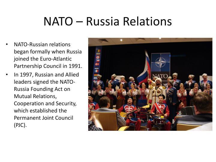 NATO – Russia Relations