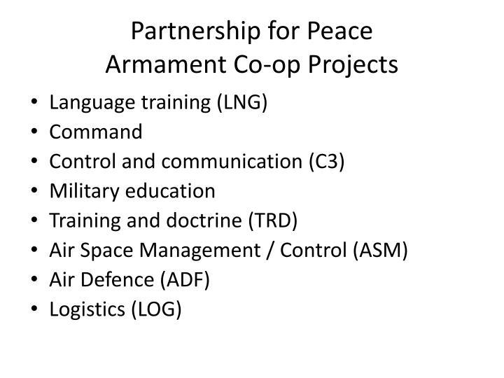Partnership for Peace