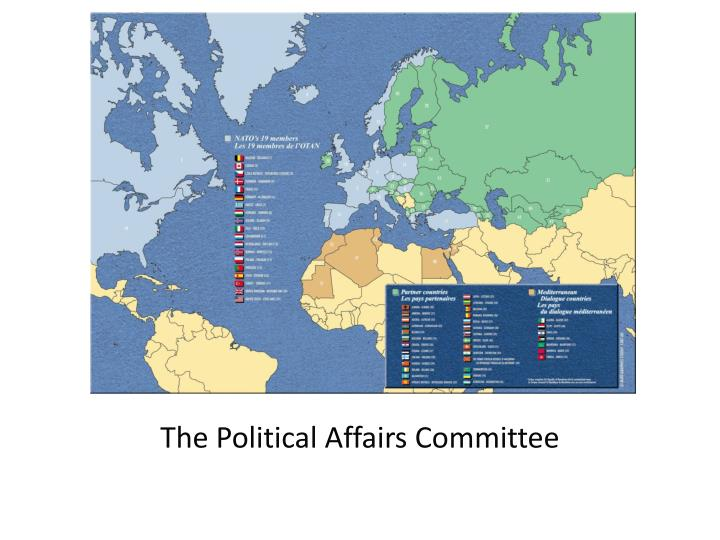 The Political Affairs Committee