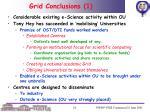 grid conclusions 1