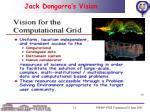 jack dongarra s vision