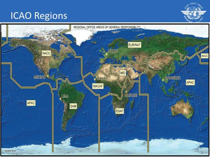 ICAO Regions