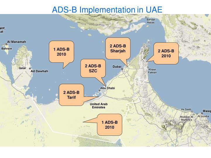 ADS-B Implementation